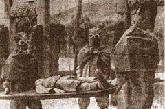 日寇杀害中国妇女 极端残忍的血腥暴行