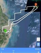 宁波飞济州9C8625航班济州岛上空遭遇强风 飞机盘旋难以降落