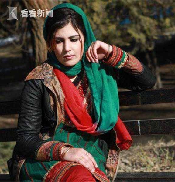 阿富汗著名女记者家门口遭枪杀 生前屡遭死亡恐吓