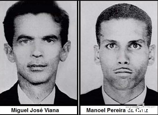 巴西铅面具死亡之谜:两名工程师戴铅面具死亡事件