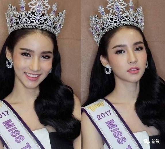 2017泰国变性人选美大赛冠军出炉,实力碾压港姐冠军