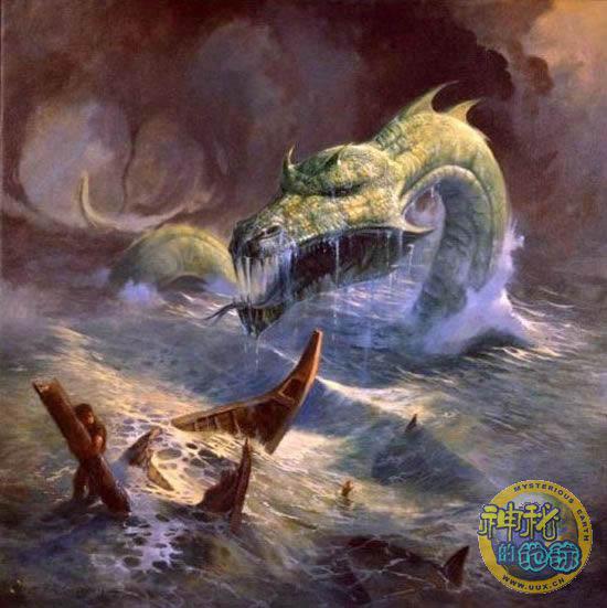 大海蛇之谜