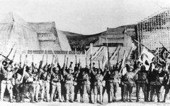 南京保卫战青龙山灵异事件 1937年中川军团二千余人神秘失踪