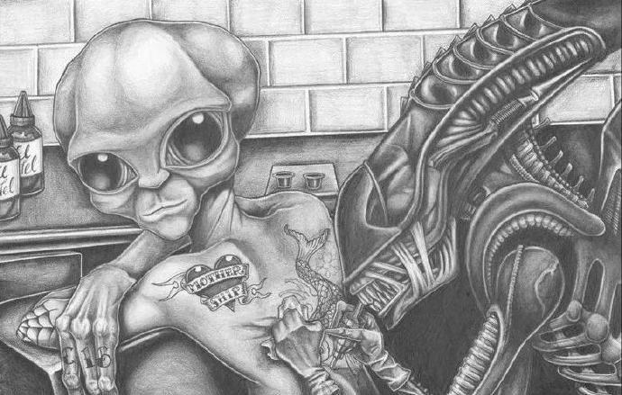 美国51区外星人之谜:工程师谈论自己与外星人合作的经历