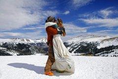 实拍全球各种另类的奇葩婚礼现场(图片)