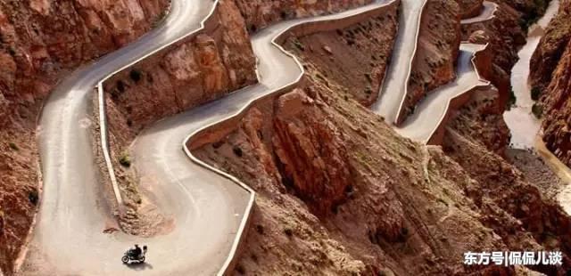 世界上最危险的10条公路:特罗斯蒂戈、图里尼山路、北永加斯路