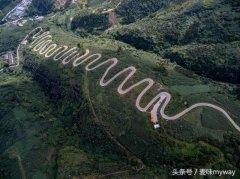 中国最危险的10条公路 看看云南这十几条魔鬼公路