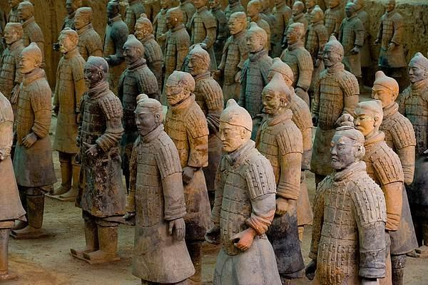 1997年西安兵马俑复活事件 中国未解之谜之首