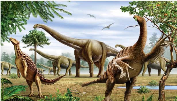 史上最大的阿根廷龙,高12米重达94吨,相当于20头大象!