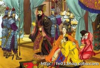 中国史上第一个民选皇帝是谁? - 学历史 - 学历史
