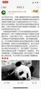 旅泰大熊猫创创死亡原因是什么?保险公司赔偿1500万泰铢