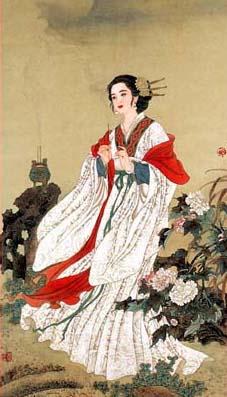 中国历史上十大红颜祸水