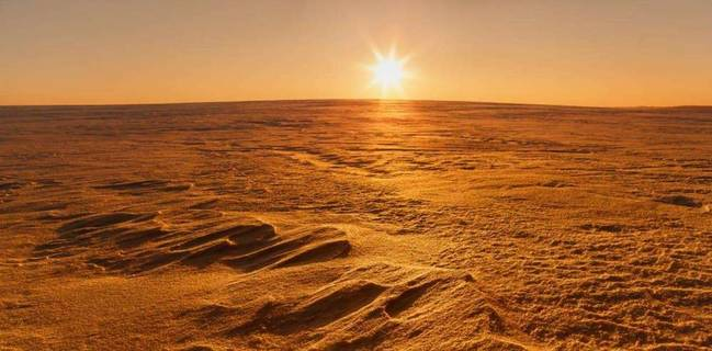 火星上有生命痕迹!发现咸水湖 其中或藏有火星生命