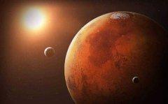 火星上有生命痕迹 火星发现咸水湖痕迹或藏有火星生命
