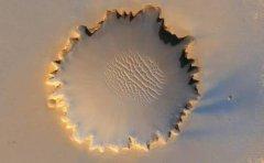 火星上有生命痕迹:好奇号发现火星上出现了咸水湖的痕迹