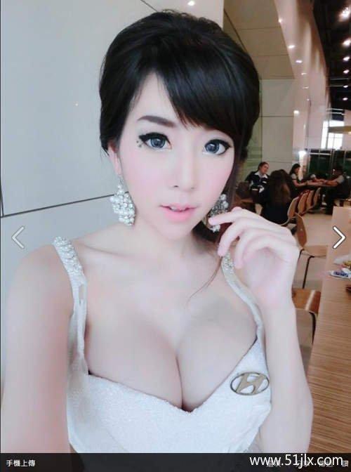 """《泰国10大话题美女》parlovetati是最性感的极品车模"""""""