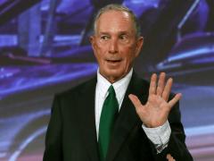 关于气候变化,麦克-布隆伯格(Michael Bloomberg)说了什么