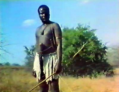 揭开非洲象人族的真实面貌,展示最真实照片