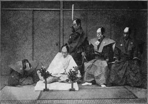 日本切腹文化:武士道即知死之道