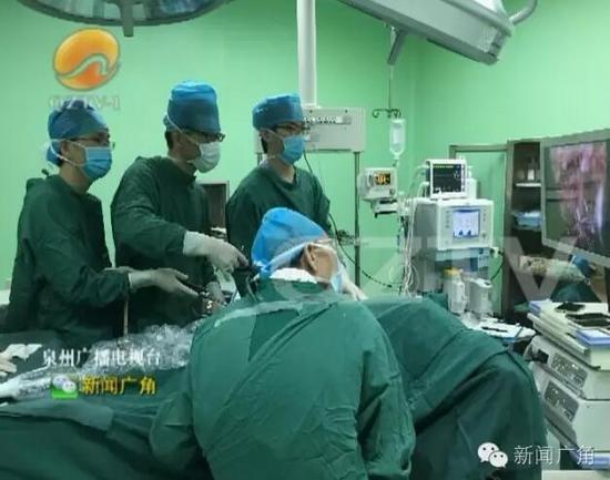 男子体内有4个肾 医生:大约十万人里才会遇到一个