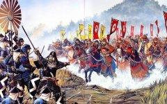 日本战国武将实力排名:织田信长、武田信玄、丰臣秀吉