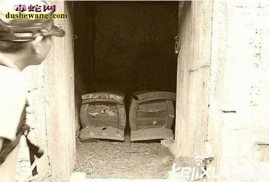 封门村1963灵异照片