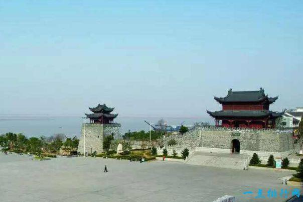 中国古代四大名楼之一岳阳楼