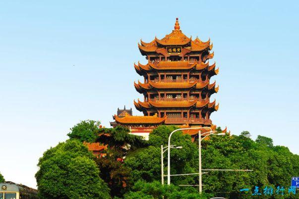中国古代四大名楼之一黄鹤楼