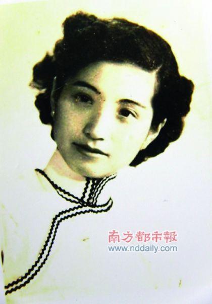 唐薇红:上海滩最后的名媛