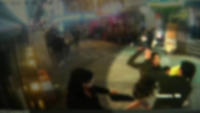失聪女模被打成脑震荡:施暴者追200米后扯头发狂殴