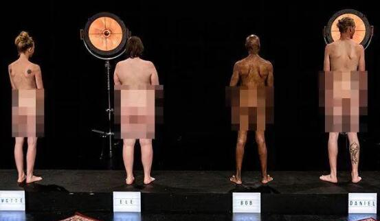 五个成年人孩子前脱光做身体教育?丹麦这儿童节目《超级脱衣》(Ultra Strips Down)